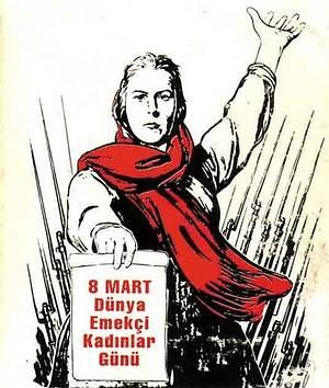Ekim devrimi ve kadın işçilerin örgütlenmesi